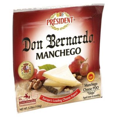 President Don Bernardo Manchego Cheese 5.28 oz