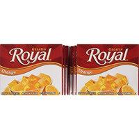 Royal Gelatin, Orange, 1.4-Ounce (Pack of 12)