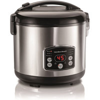 Hamilton Beach 14-Cup Digital Simplicty Rice Cooker