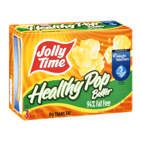 Jolly Time Healthy Pop Butter - 3 CT