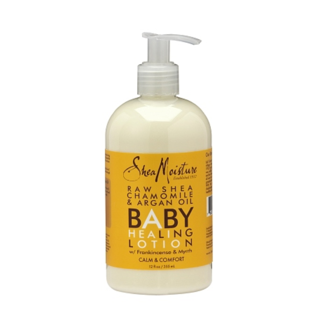 SheaMoisture Raw Shea, Chamomile & Argan Oil Baby Healing Lotion
