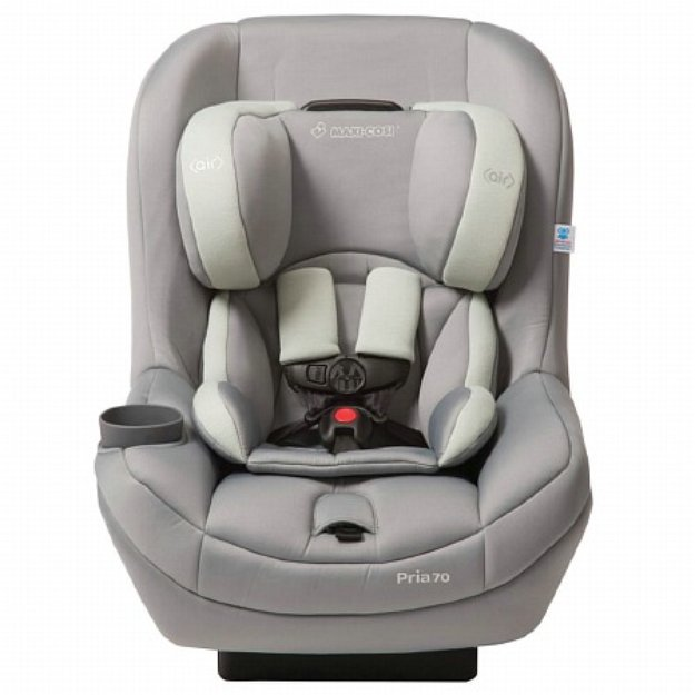 Maxi-Cosi Pria 70 Convertible Car Seat, Steel Grey, 1 ea