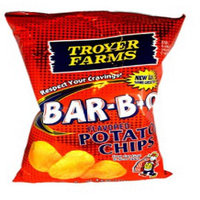 Troyer Farms Bbq Chips 8.5oz