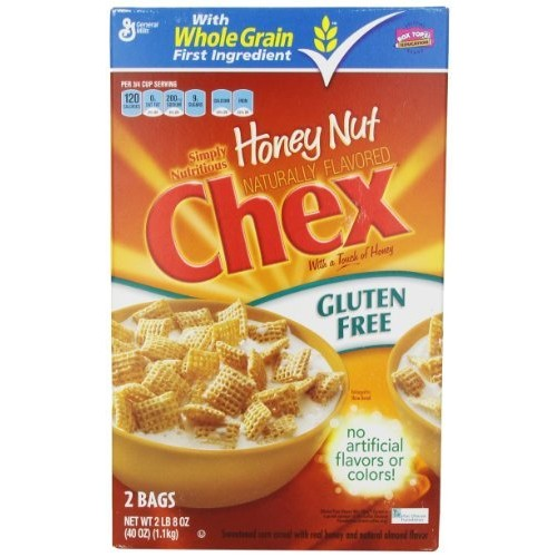 General Mills Honey Nut Chex, 40 Ounce