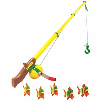 John Deere Fishing Pole