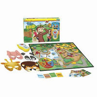 I Can Do That Games Curious George Hide & Seek Zoo, Ages 4-8, 1 ea