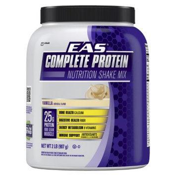 EAS Complete Protein Vanilla Nutrition Shake Powder - 32 oz