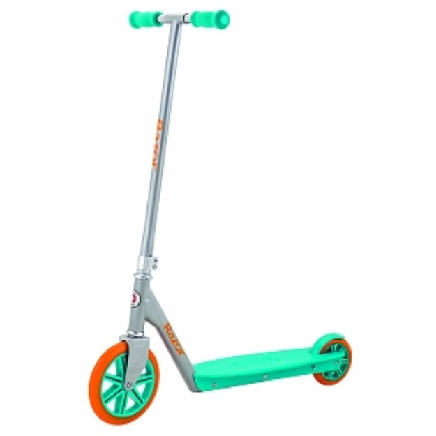 Razor Berry Lux Scooter, Teal and Orange, 1 ea
