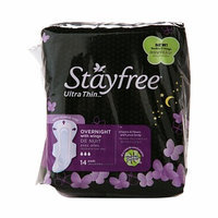 Stayfree Ultra Thin Pads with Wings