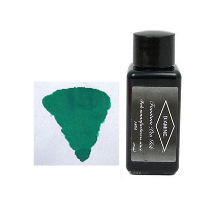 Diamine 30 ml Bottle Fountain Pen Ink, Woodland Green