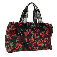 Betsey Johnson Handbags Rose Above Weekender