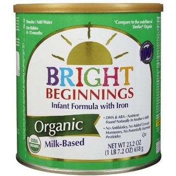 Bright Beginnings Organic Powder - 23.2 oz