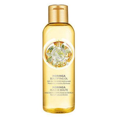 The Body Shop Beautifying Oil, Moringa, 3.38 fl oz