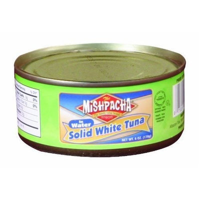 Mishpacha Solid White Tuna In Water, 6 Ounce Tins (Pack of 48) ( Value Bulk Multi-pack)
