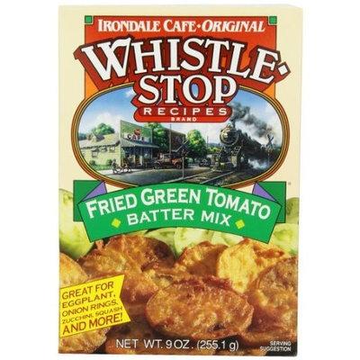 Whistlestop Fried Green Tomato Batter, 9-Ounce (Pack of 6)