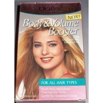 Ogilvie Body & Volume Booster Hair Texturizing Treatment for All Hair Types One Application