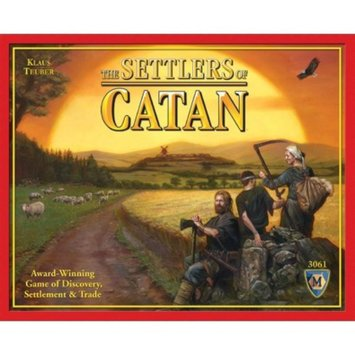 Mayfair Games Settlers of Catan New Version Board Game