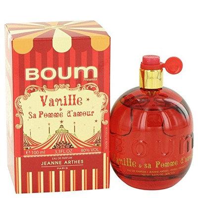 Jeanne Arthes Boum Vanille Pomme D' Amour EDP 3.3 OZ