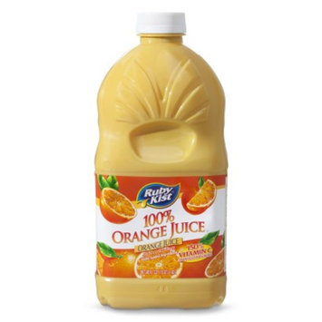 Clement Pappas Ruby Kist Orange Juice 48 oz