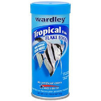 Hartz Wardley 3-Ounce Flake Food, Tropical