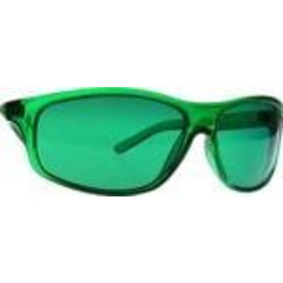 Biowaves Green Color Therapy Glasses, Pro Style [Available in Other Colors]