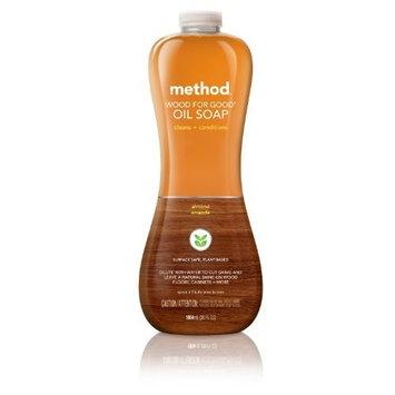 method wood for good oil soap almond