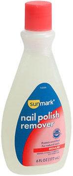 Sunmark Nail Polish Remover, Regular 6 oz by Sunmark