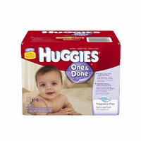 Huggies One & Done Baby Wipes Refill