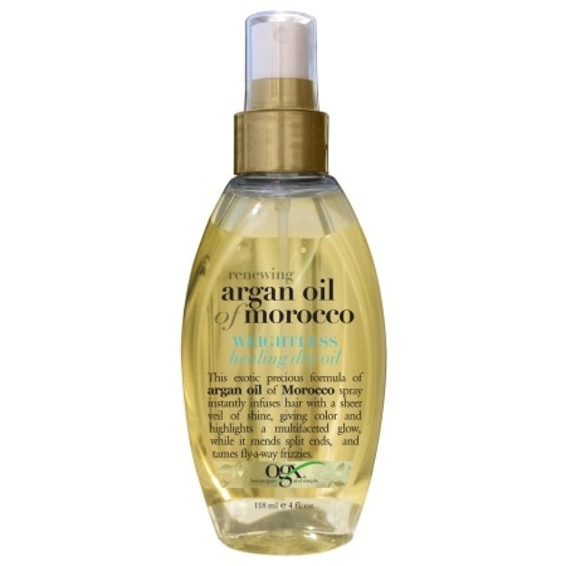 Organix Renewing Moroccan Argan Oil Weightless Healing Dry Oil