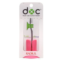 Radius Toothbrush Suction Stand, Assorted Colors