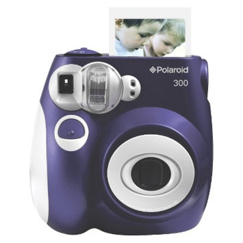 Sakar International Polaroid 300 Instant Print Camera - Purple