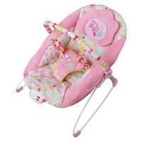 Bright Starts Flutter Dot Bouncer - Pretty in Pink