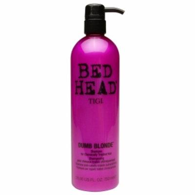TIGI Bed Head Dumb Blonde Shampoo for Chemically Treated Hair, 25.36 fl oz