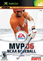 EA Sports MVP 06 NCAA Baseball
