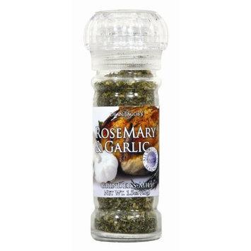 Dean Jacob's Dean Jacobs Grinder Rosemary N Garlic, 1.5-Ounce
