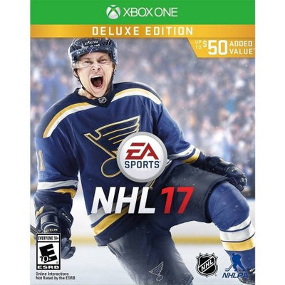 Electronic Arts Nhl 17 Deluxe Edition - Xbox One