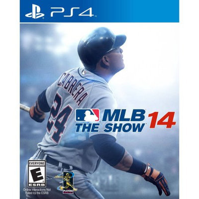 Sony MLB 14: The Show PRE-Owned (PlayStation 4)