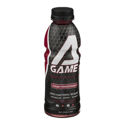 AGame Cross Functional Beverage Cherry Pomegranate