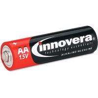 Alkaline Batteries, AAA, 8 Batteries/Pack 11108
