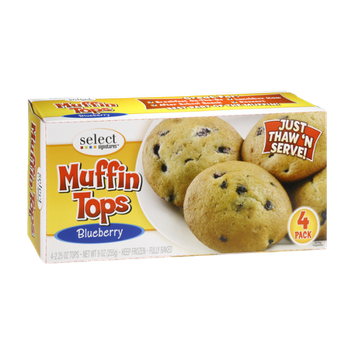 Select Signatures Blueberry Muffin Tops