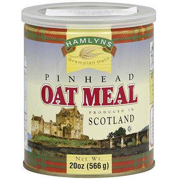 Hamlyns Grampian Oats Pinhead Oatmeal, 20 oz (Pack of 6)