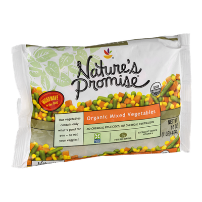 Nature's Promise Organic Mixed Vegetables