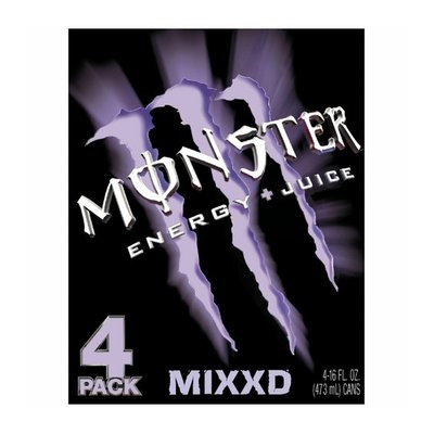 Monster Mixxd Energy Drink