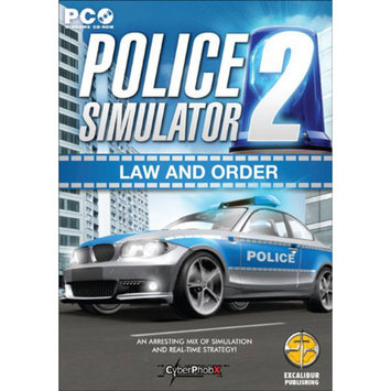 Digital Interactive Excalibur Publishing Police Simulator 2