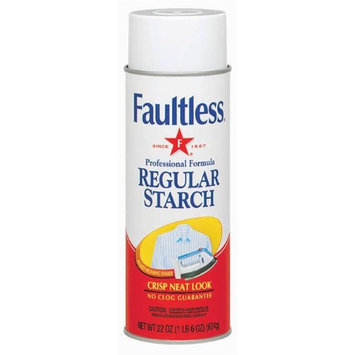 Bon Ami 20505 15oz Faultless Regular Starch (12 Pack)
