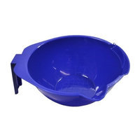 J & D Beauty Products J & D My Color Tinting Bowl with Comb Model No. 2476MC - Assorted Color