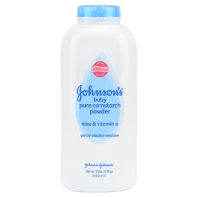 Johnsons Johnson's Baby Powder - 15 oz