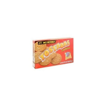 La Moderna Galletas Tostadas, 16-Ounce Units (Pack of 10)