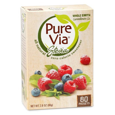 PureVia All Natural Zero Calorie Sweetener