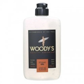 Woody's Quality Grooming Styling Gel 8.4 oz